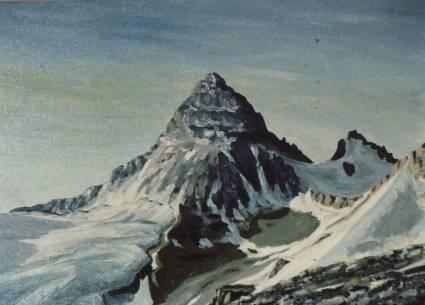 KJT Paintings Summer 93-35 Assiniboine cropped