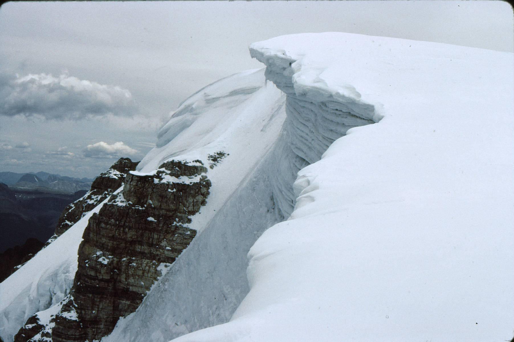 corniced Mt. Fay