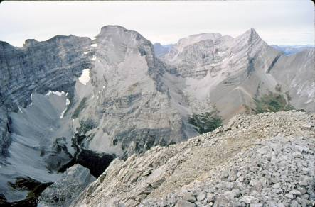 Ribbon Peak Sept 7 97 -4