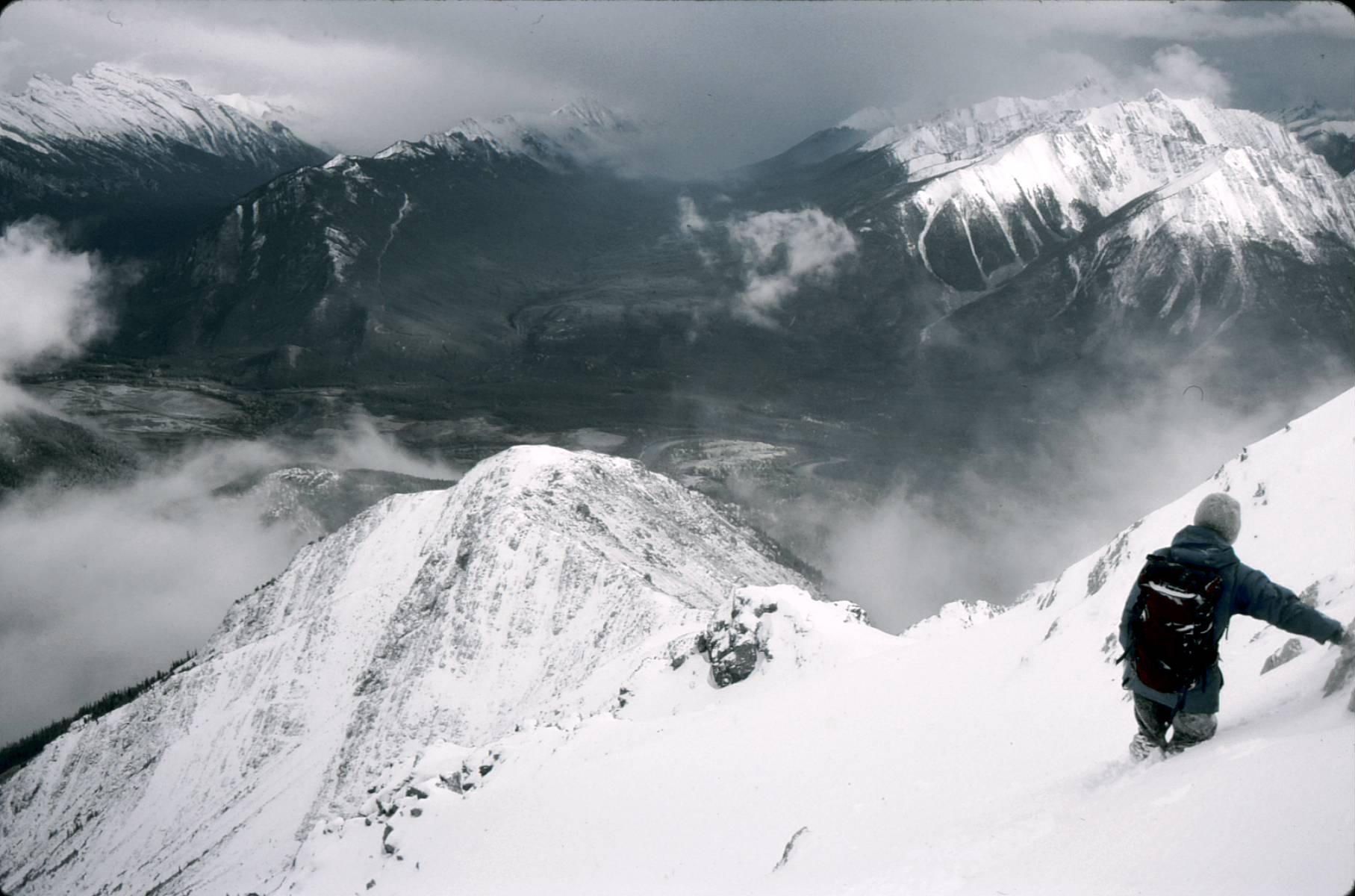 Mt Cory Sept 85 -8