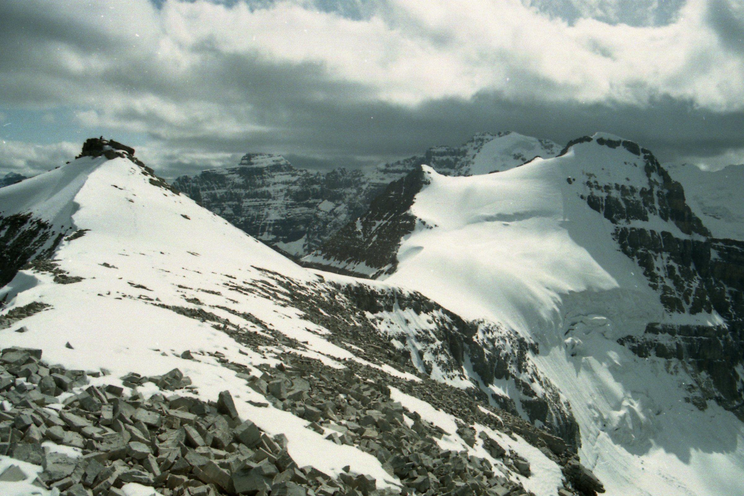 Haddow Peak Mt. Aberdeen