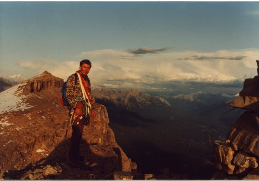 Mt. Castle July 83