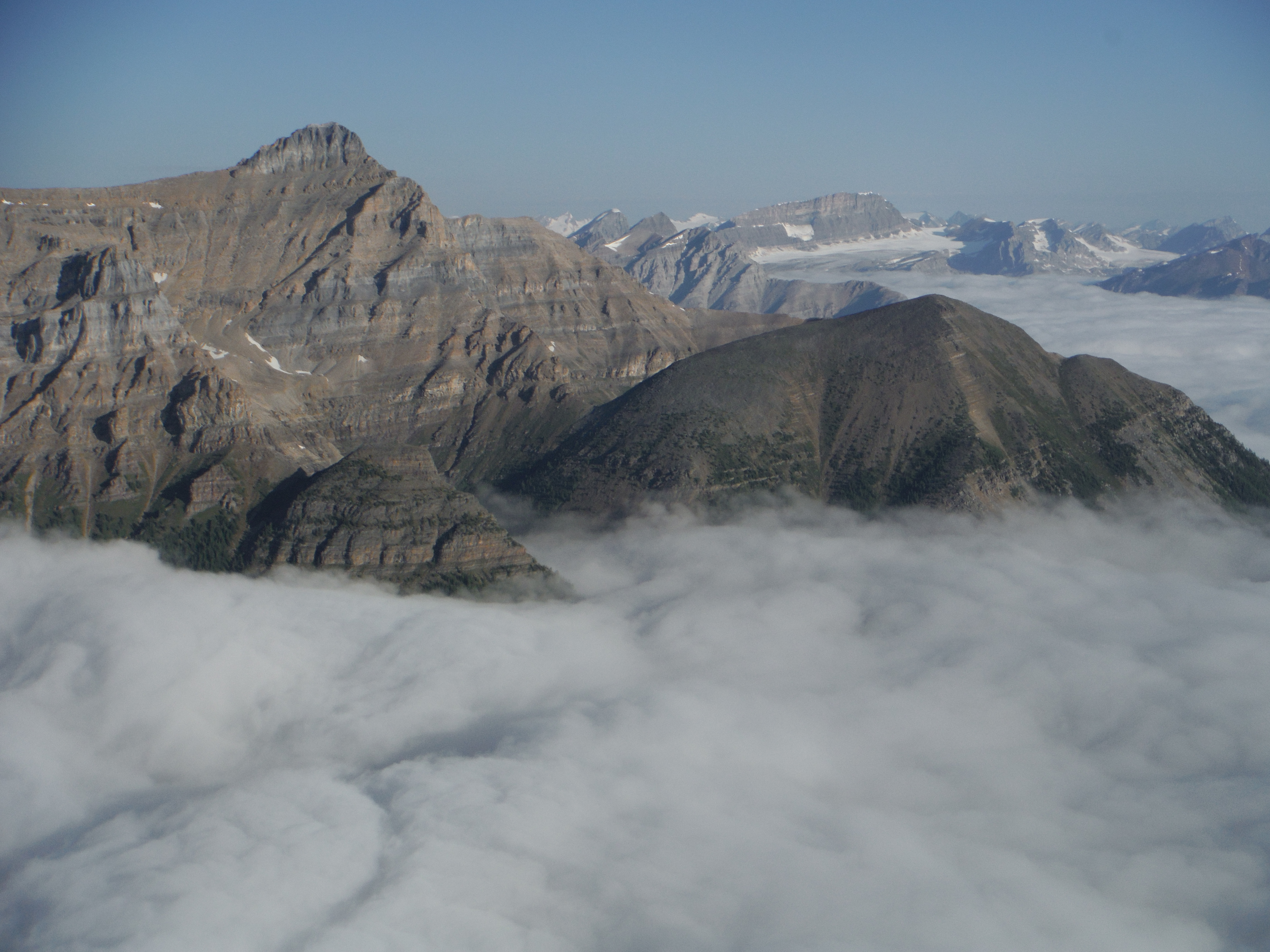 Mt. St. Piran Fairview Mtn.