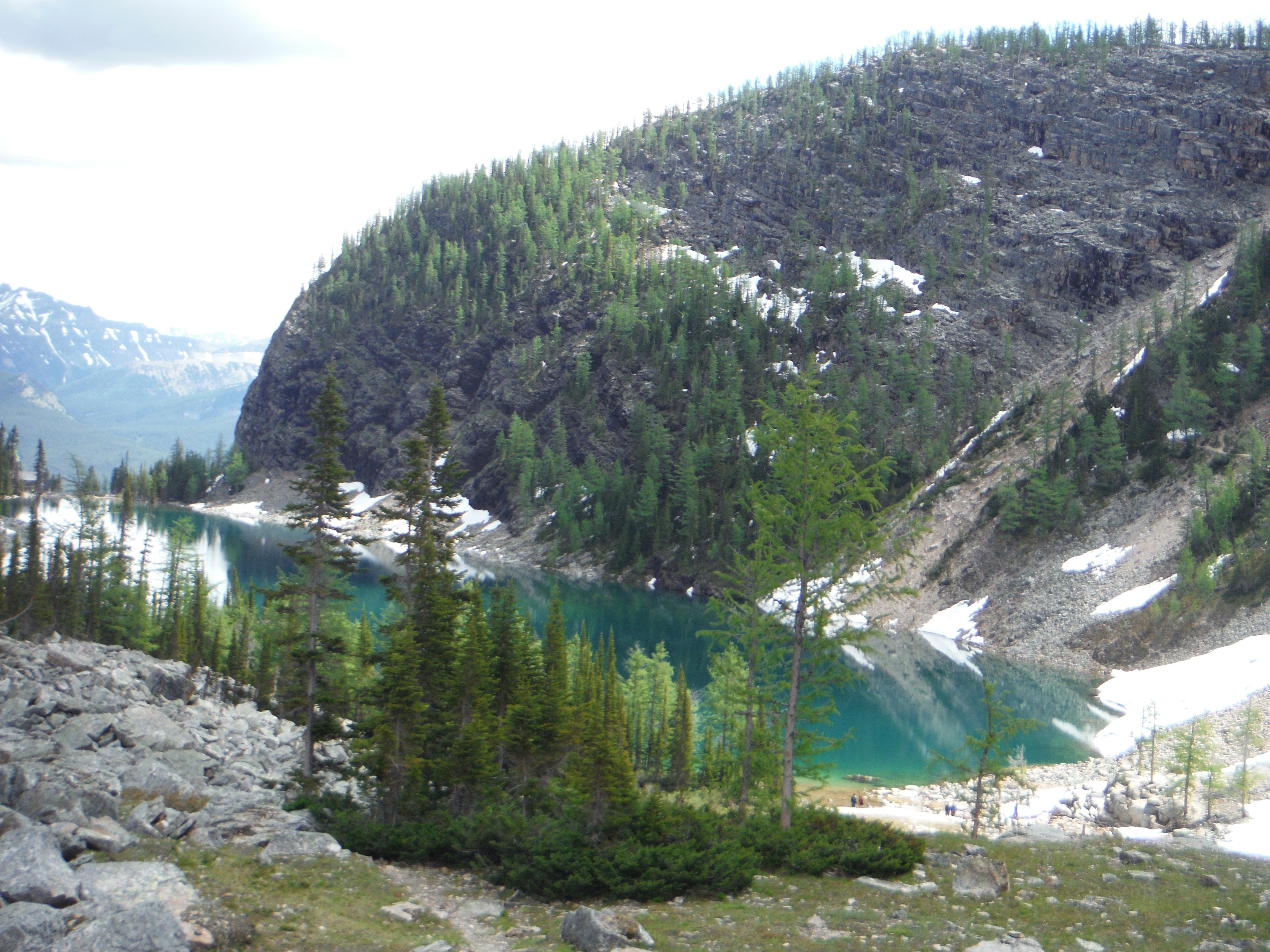 Lake Agnes Mt. St. Piran Lake Louise