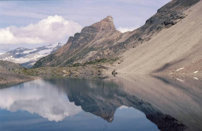 Lake Oesa Wiwaxy Peaks Wiwaxy Gap